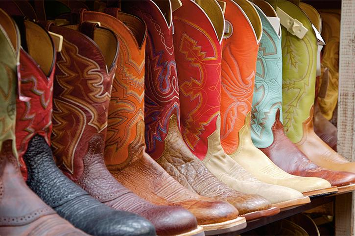 Cowboy Boots, Texas