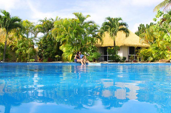 Swimming Pool, Crown Beach Resort