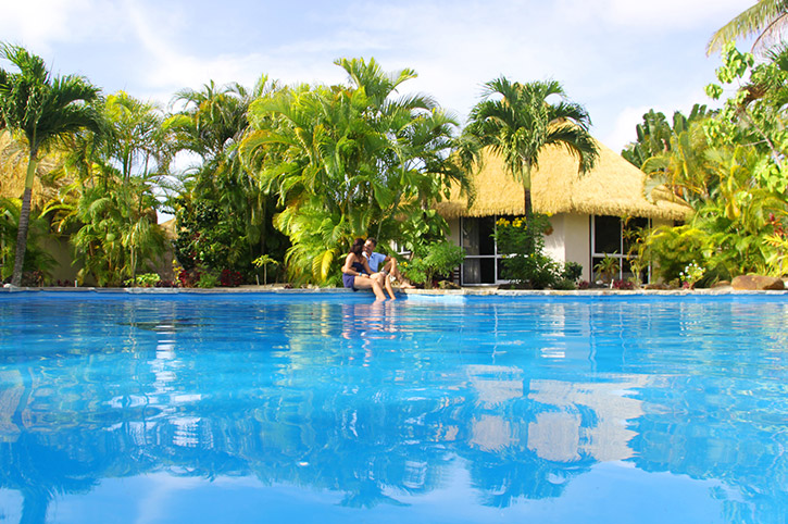 Crown Beach Resort Cook Islands Hotels Freedom Destinations