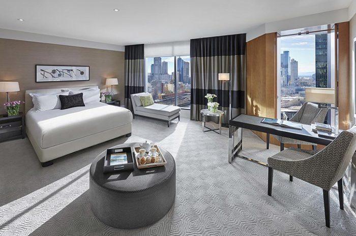 Crown Hotels Bedroom