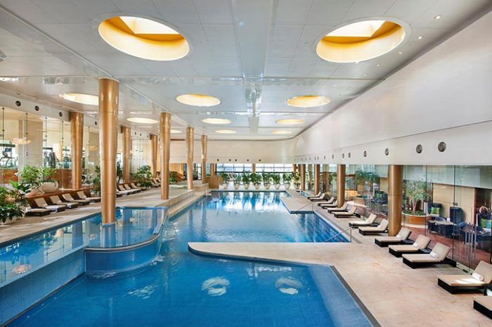 Crown Hotels Pool
