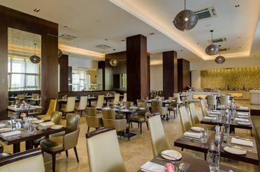 Crowne Plaza Nairobi Restaurant
