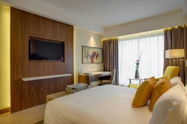 Crowne Plaza Nairobi Superior Room