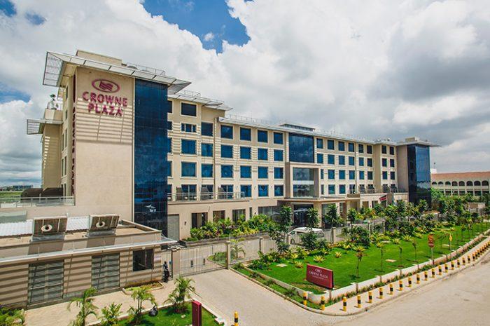 Crowne Plaza Nairobi exterior