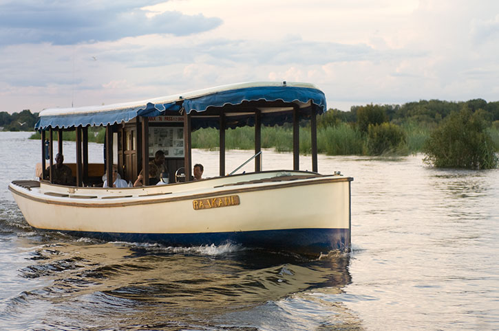 Cruise Along Zambezi River