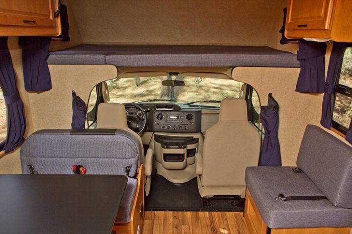 Cruise America C25 Interior 2