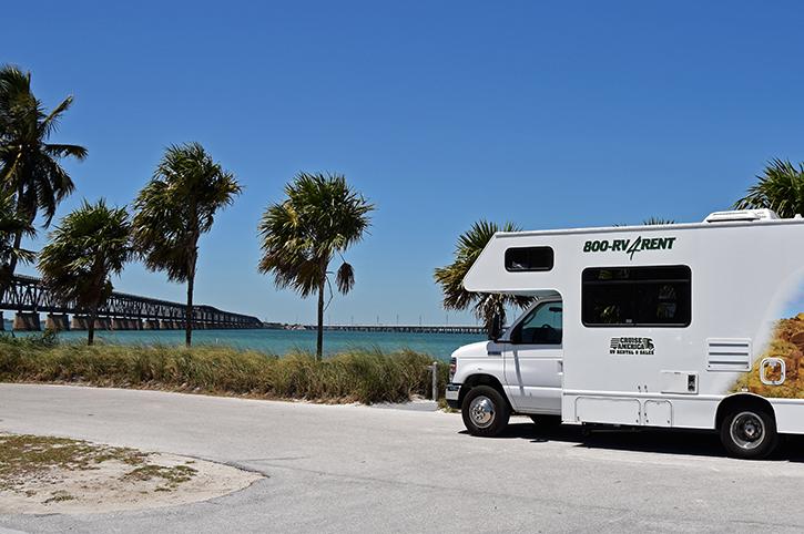 Cruise America Motorhome, Florida