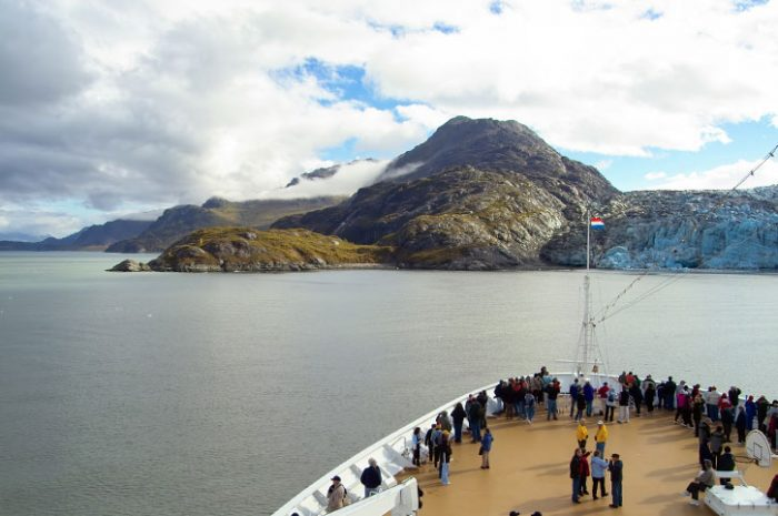 Cruise Through Fjords, Canada