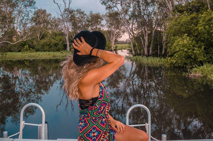 Cruising Kakadu National Park
