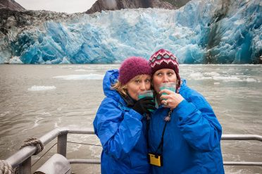 Cruising Through Glaciers, Alaska