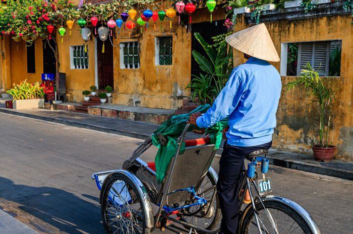Cyclo, Hoi An