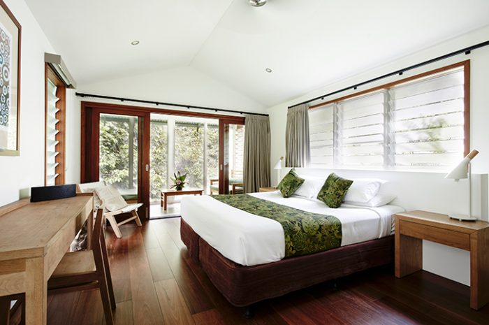 Bedroom, Daintree Eco Lodge