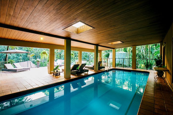 Daintree Eco Lodge Pool