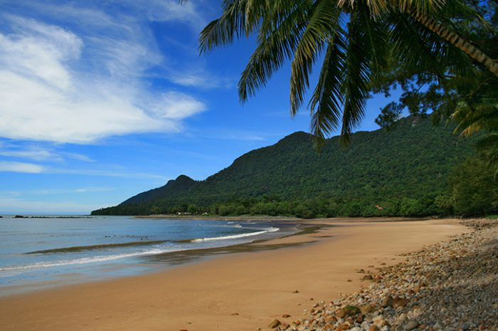 Damai Beach Resort Beach