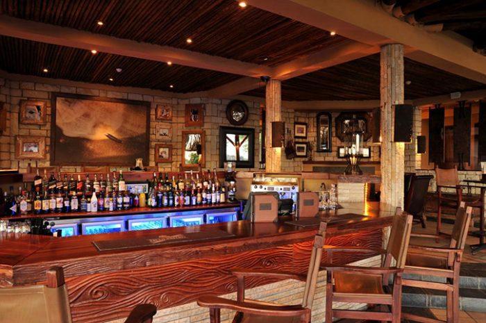 David Livingstone Safari Lodge Bar