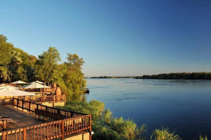 David Livingstone Safari Lodge River Views