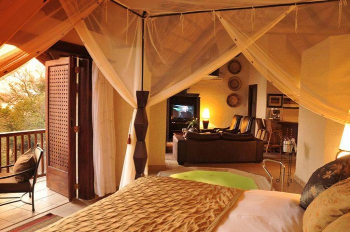 David Livingstone Safari Lodge Signature Suite