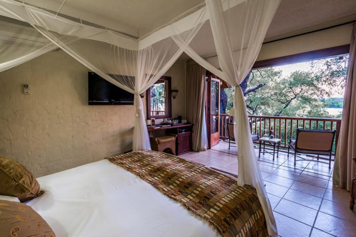 David Livingstone Safari Lodge Standard Room