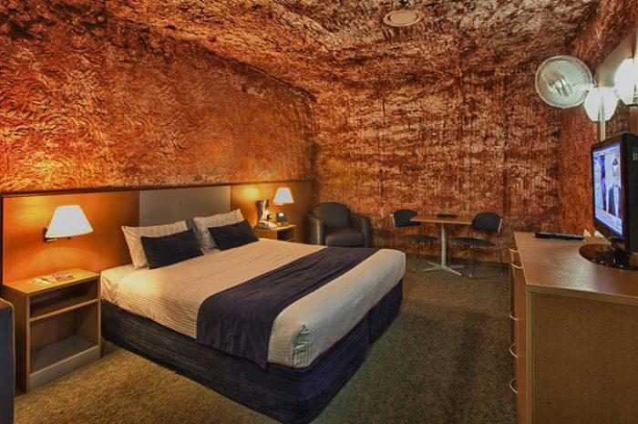 Desert Cave Underground Room