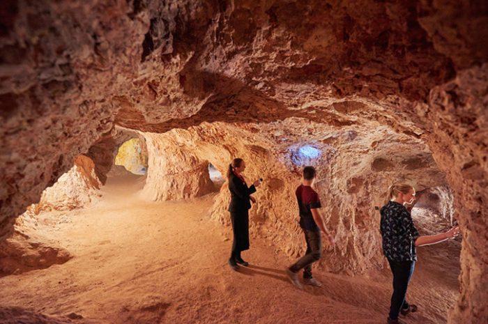 Desert Caves