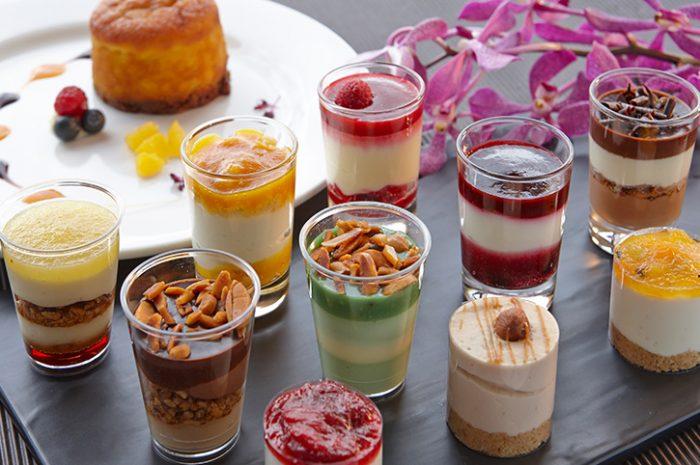 Desserts On Sydney Harbour Cruise