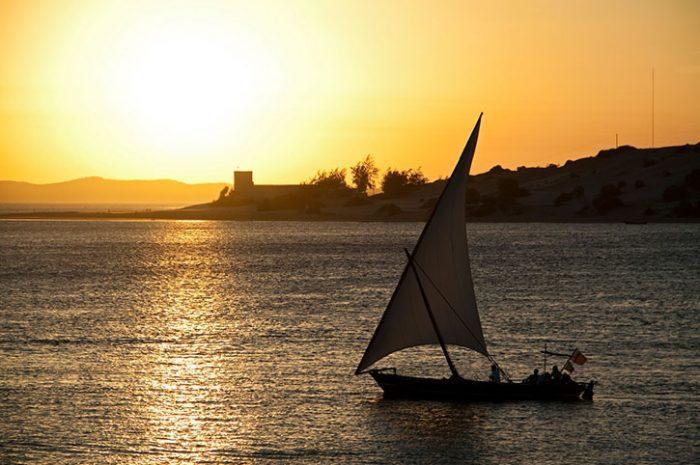 Dhow Boat, Kenya