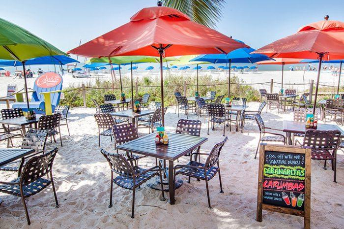 Diamond Head Resort Beach Dining