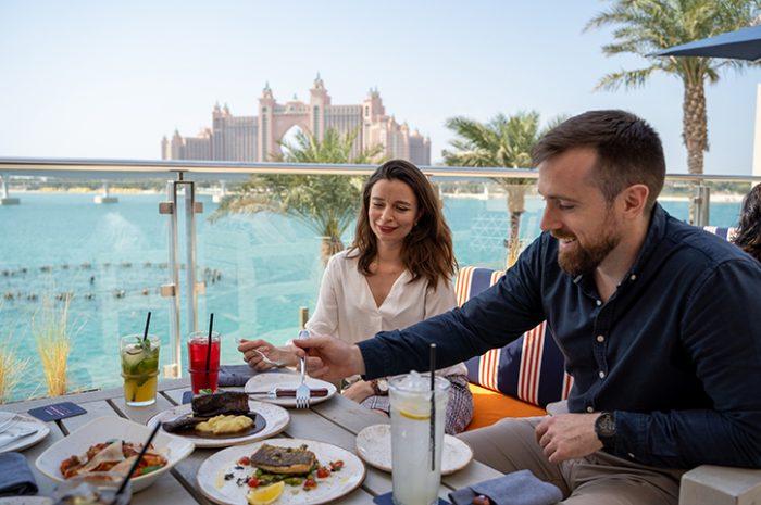 Dining in Dubai