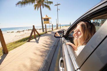Driving in Queensland