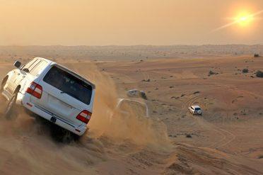 4WD Safari, Dubai