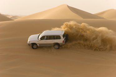 4WD Dune Safari, Dubai