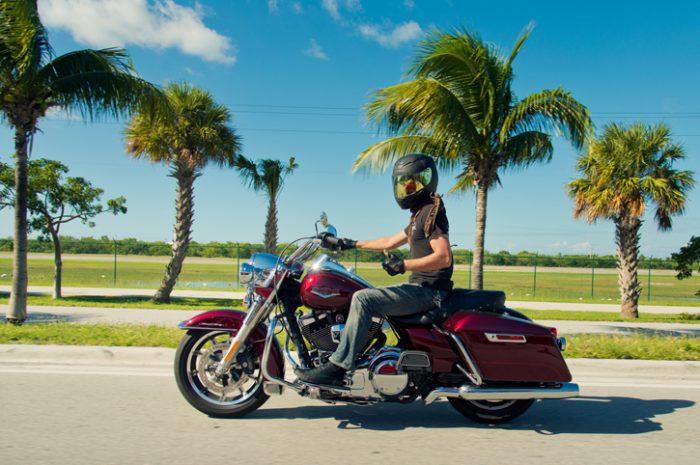 Riding in Florida