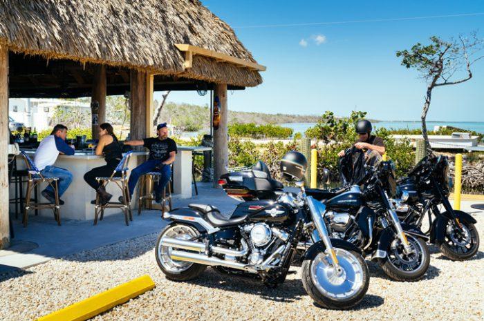 Drinks break, Key West