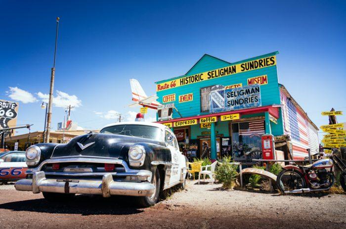 Americana, Route 66