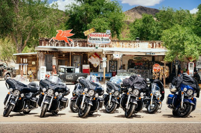General store, Route 66