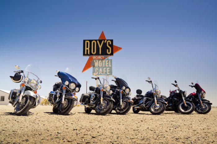 Roy's Motel, Route 66