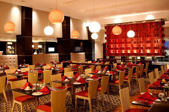 Eka Hotel Galaxy Restaurant