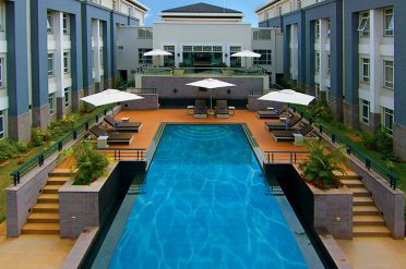 Eka Hotel Outdoor Pool
