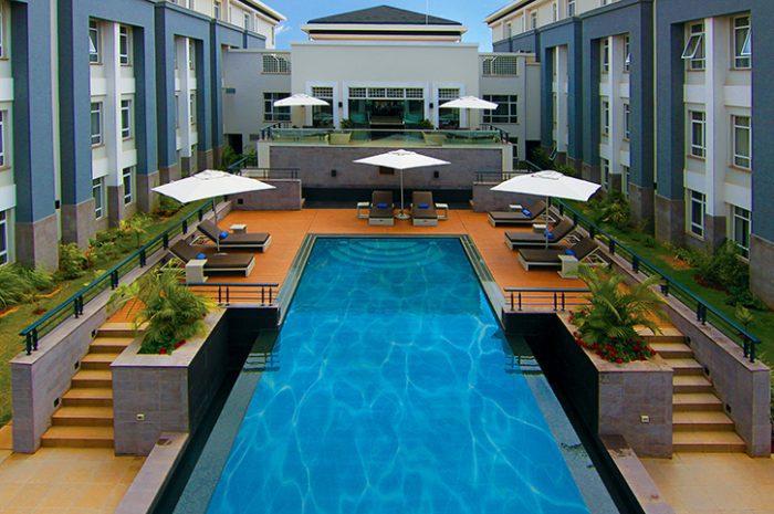 Eka Hotel Outdoor Pool
