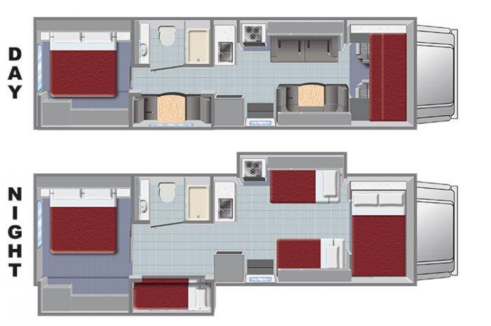 El Monte FS31 Floorplan