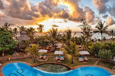 Elewana AfroChic Resort Views