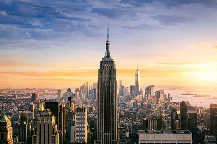 Empire State Building, New York,