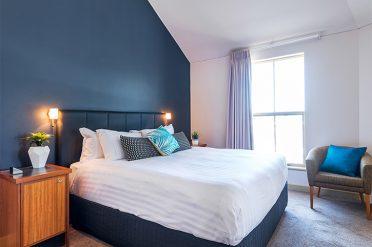 Esplanade Hotel Bedroom