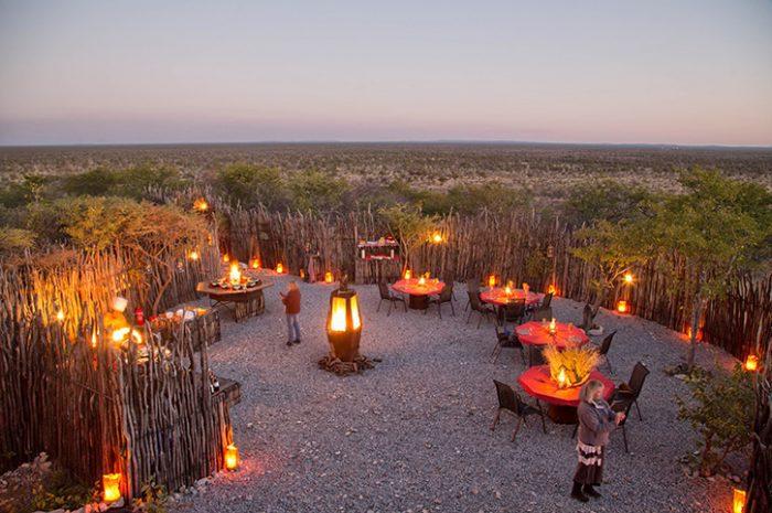 Etosha Village Boma Dinner