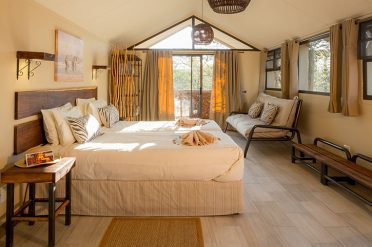 Etosha Village Luxury Room
