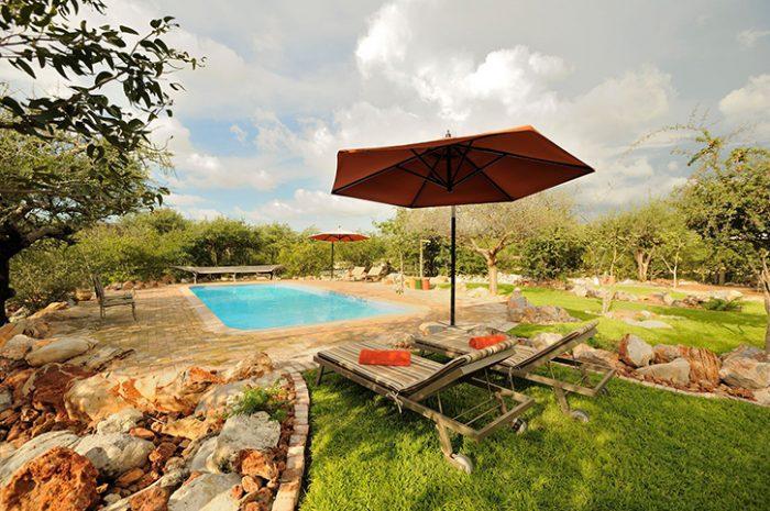 Etosha Village Pool Area