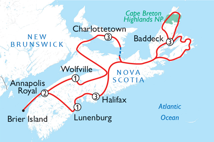 Explore Atlantic Canada