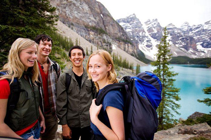 Exploring Banff National Park, Canada