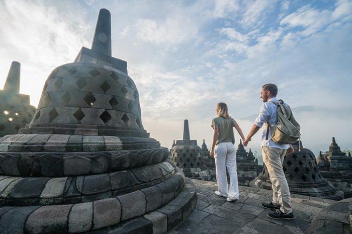 Exploring Borobudur Java