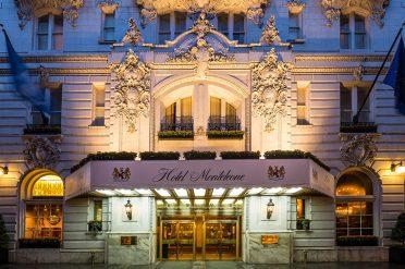Exterior Monteleone Hotel
